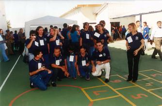 2000 - Novas instalações da Escola no setor Bouganville