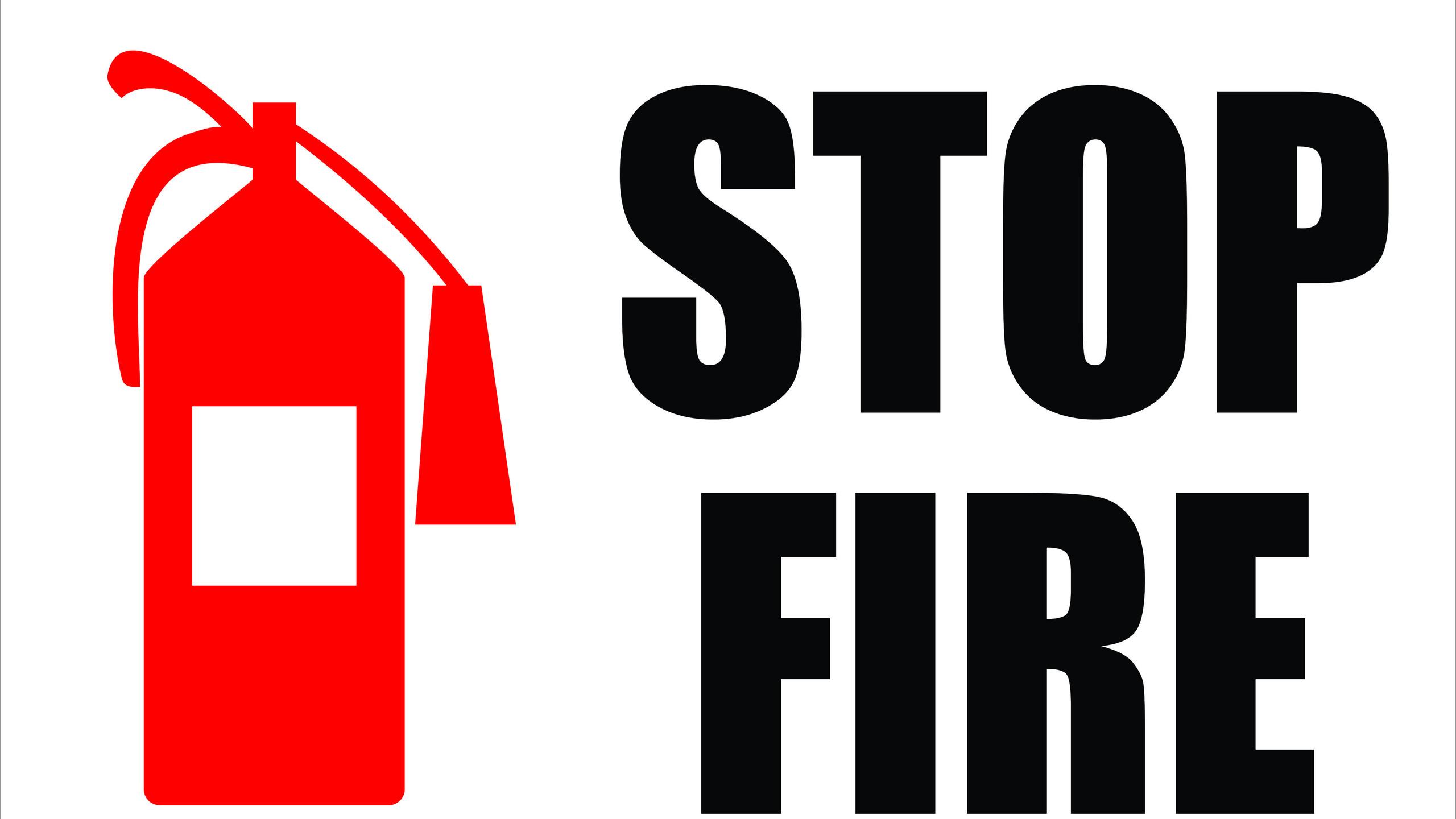 STOP FIRE LOG.200,00