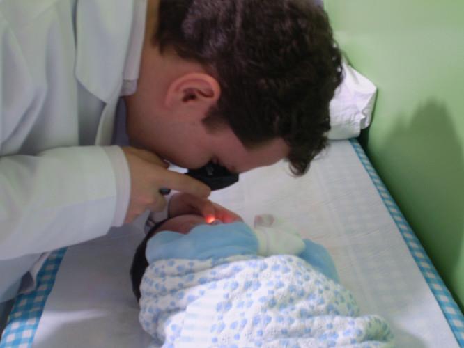 2011 - Implantação do Teste do Olhinho