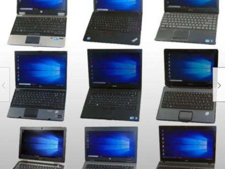 FAST CHEAP Wi-Fi WINDOWS 10 LAPTOP INTEL CORE i3/i5 4GB/8GB RAM 320GB/500GB HDD