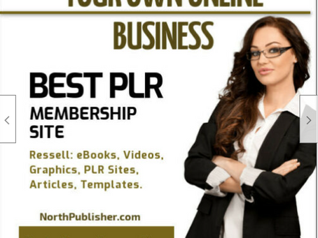 Premium Membership on eBooks PLR Site for 1 Month - NorthPublisher.com