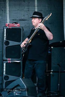 John on bass
