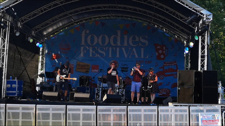 Snippets from the Foodies Fest Oxford
