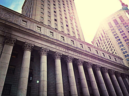 New York City Federal Courthouse