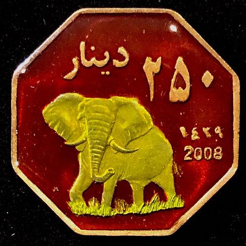 DARFUR - ELEPHANT