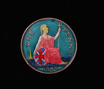 GREAT BRITAIN - ONE PENNY