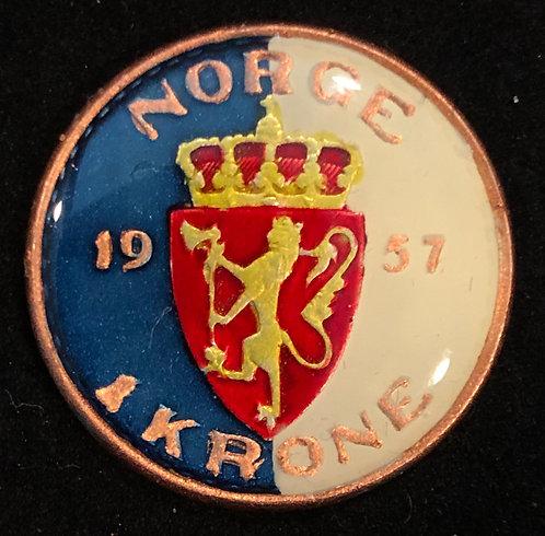 NORWAY 1 - KRONE (OLD)