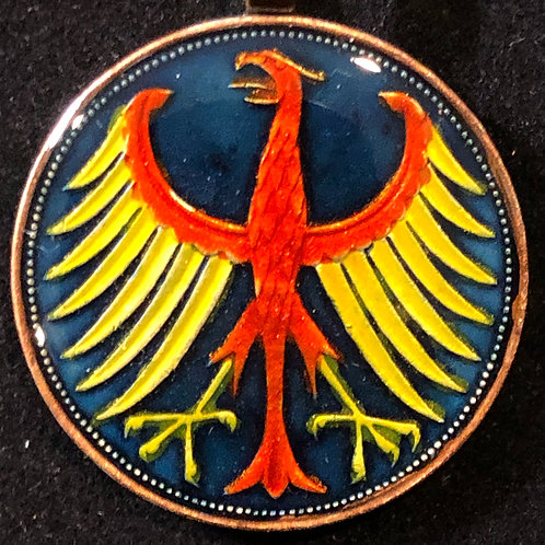 GERMANY - 10 DEUTCHESMARK