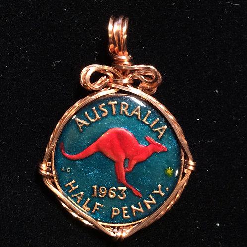 AUSTRALIA - HALF PENNY