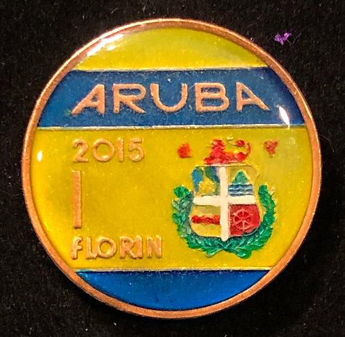 ARUBA - 1 FLORIN