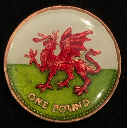 GREAT BRITAIN - WALES - POUND