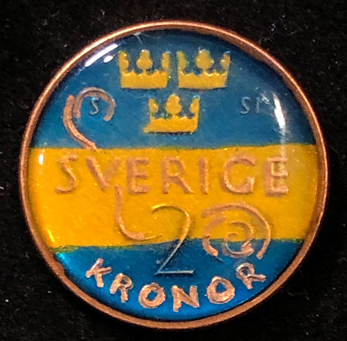 SWEDEN - 2 KRONOR
