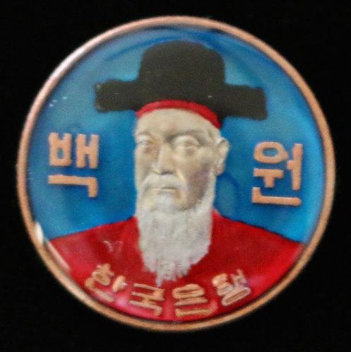 KOREA SOUTH - 100 WAN