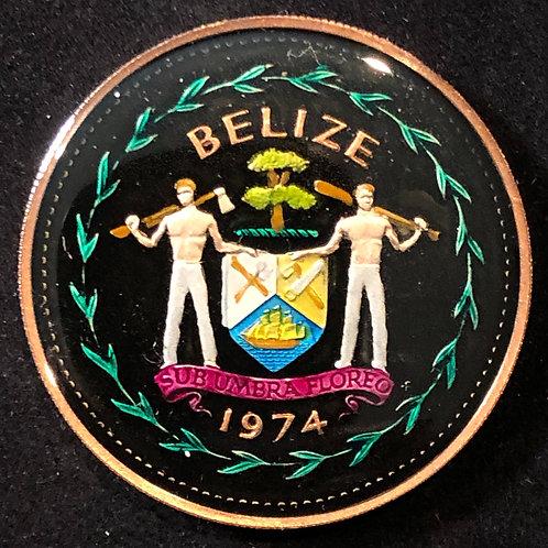 BELIZE - 10 DOLLAR
