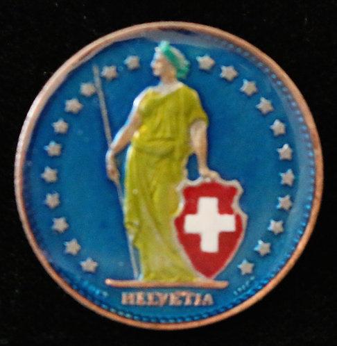 SWITZERLAND - 1 FRANC