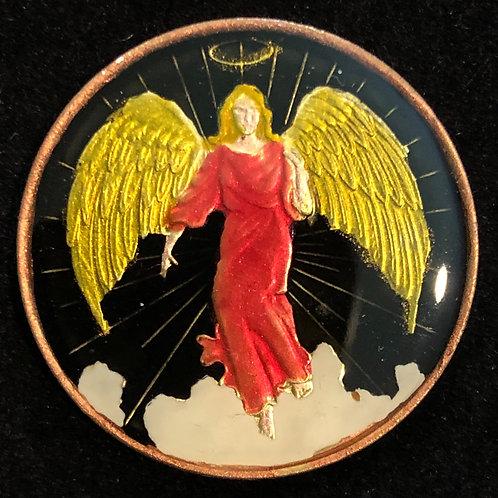 GUARDIAN ANGEL - BLACK BKGRD