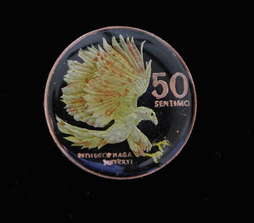 PHILIPPINES - 50 SENTIMO