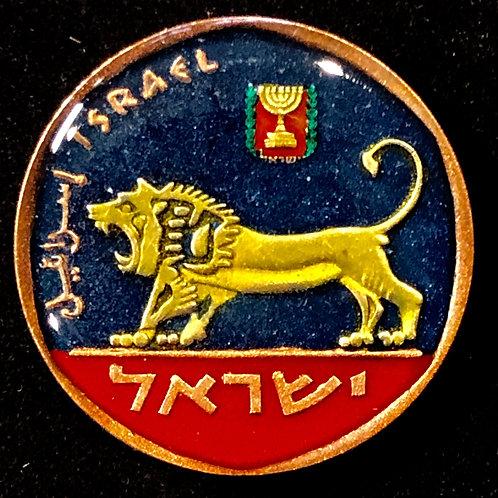 ISRAEL - LION