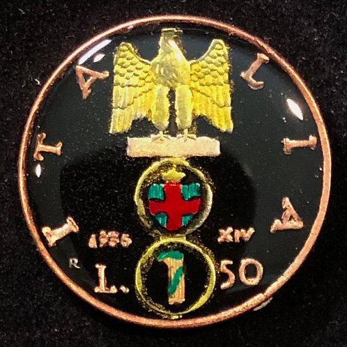 ITALY - 50 LIRE