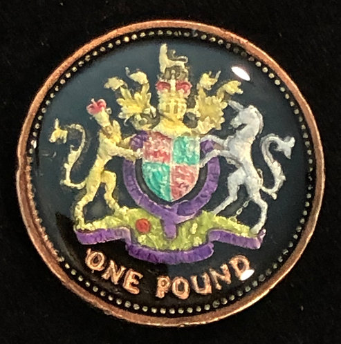 GREAT BRITAIN - ONE POUND