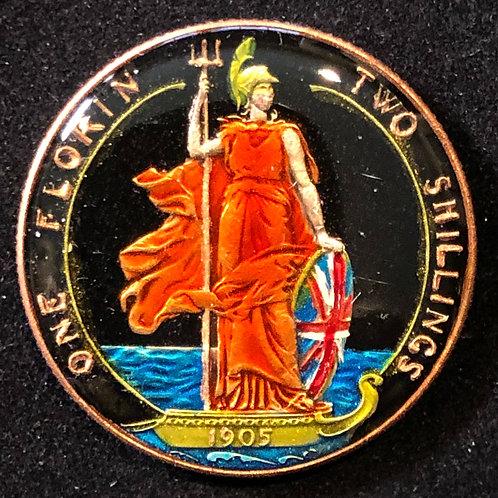 GREAT BRITAIN - 2 SHILLINGS