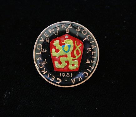 CZECH REPUBLIC - 2 KCS