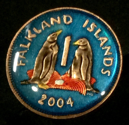 FALKLAND ISLANDS - PENGUINS