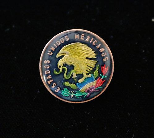 MEXICO 25 CENT COIN