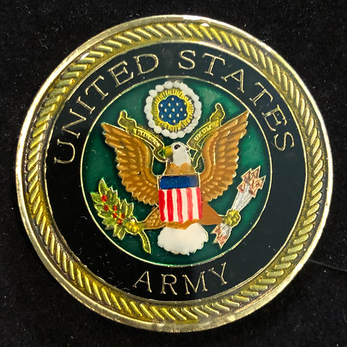 ARMY CHALLENGE COIN #2