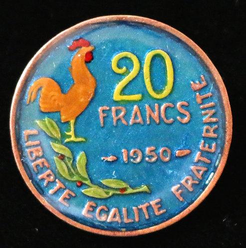 FRANCE - 20 FRANC