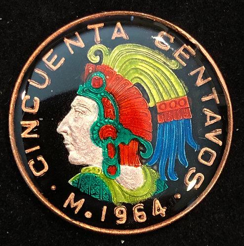 MEXICO - 50 CENTAVOS
