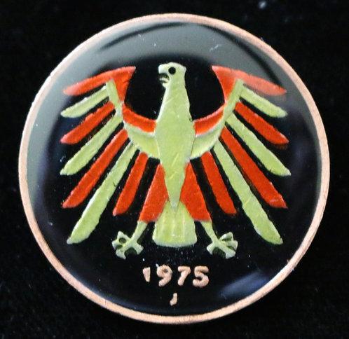 GERMANY - 5 DEUTSCHE MARK