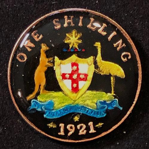 AUSTRALIA - ONE SHILLING