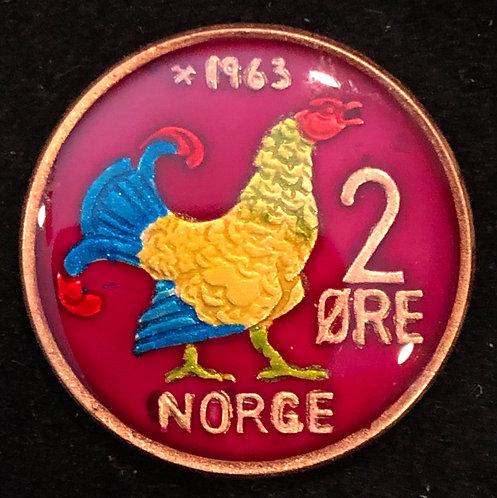 NORWAY - 2 ORE