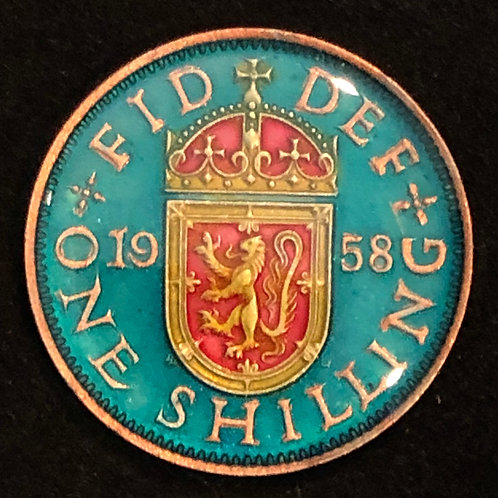 GREAT BRITAIN - ENGLISH SHILLING