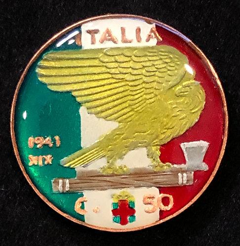 ITALY - 5 CENT (EAGLE)