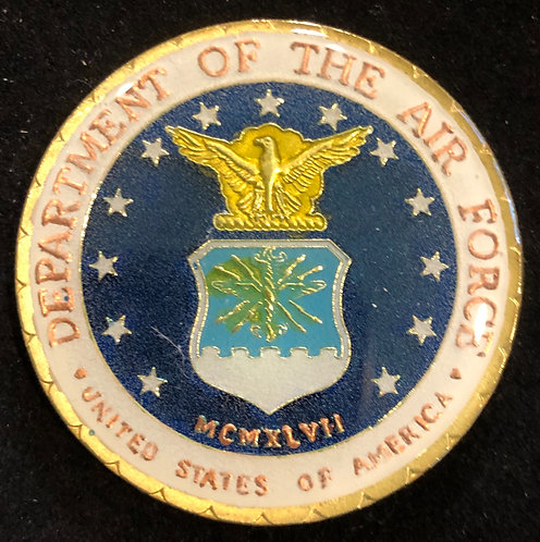 AIR FORCE CHALLENGE COIN (OLD)