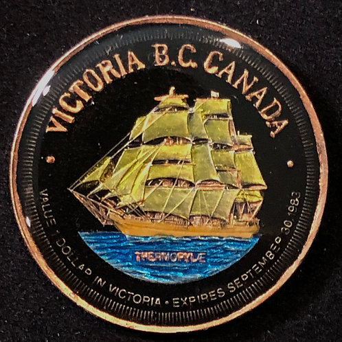 CANADA - BRITISH COLOMBIA