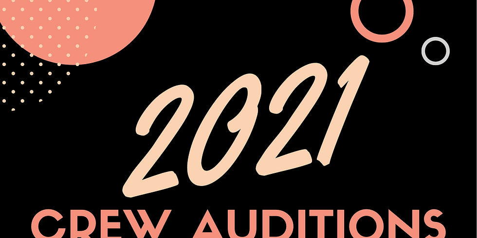 K - 5th Crew Auditions 2021