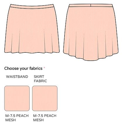 A-Line Basic Skirt