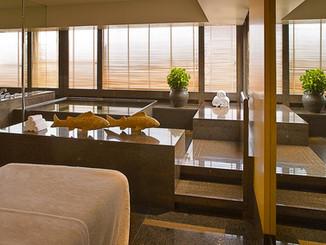 Plateau Spa at Grand Hyatt Hong Kong