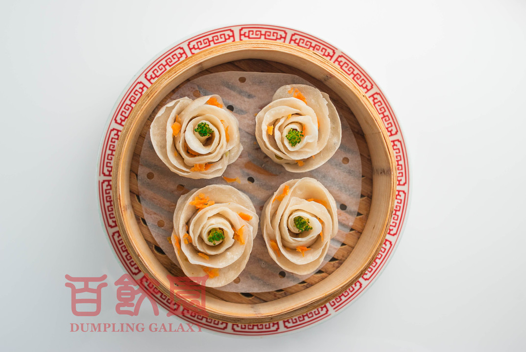 Rose Dumplings