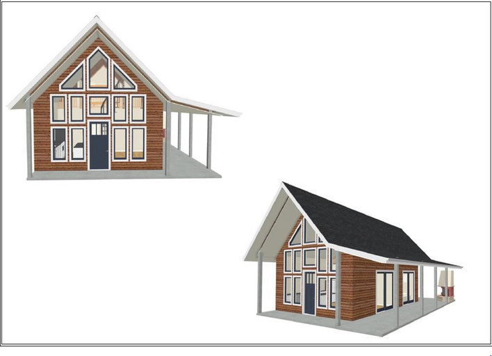 Infinity Pines Village - Cabin 4