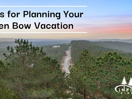 5 Tips for Planning Your Broken Bow Vacation
