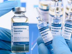Het Pfizer/BioNTech Vaccin tegen het SARS-CoV-2 virus.