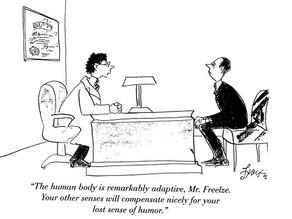 Humor in de geneeskunde
