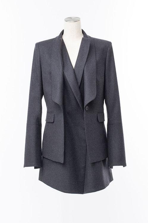Dual long jacket