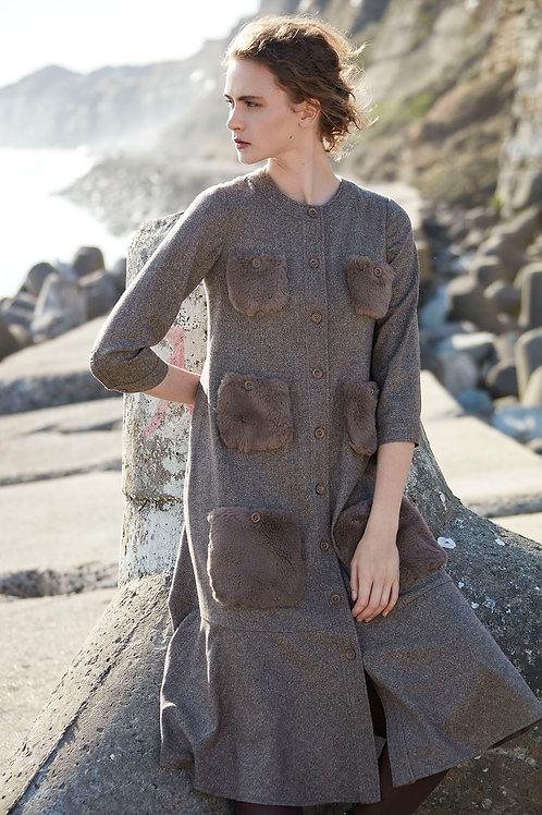 Six pocket dress & coat