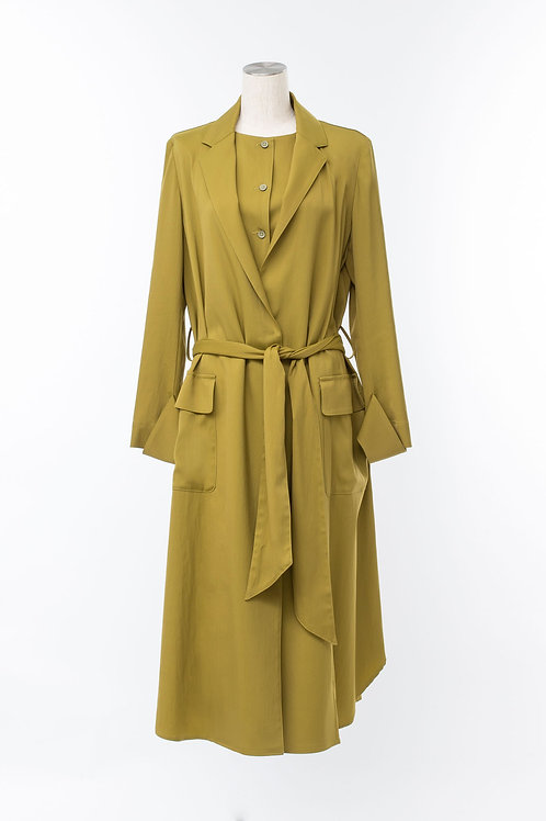 Dual coat one piece