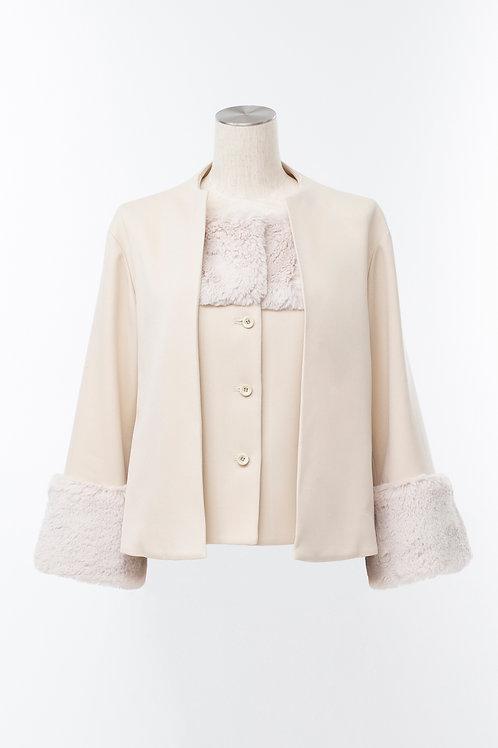 Dual short jacket